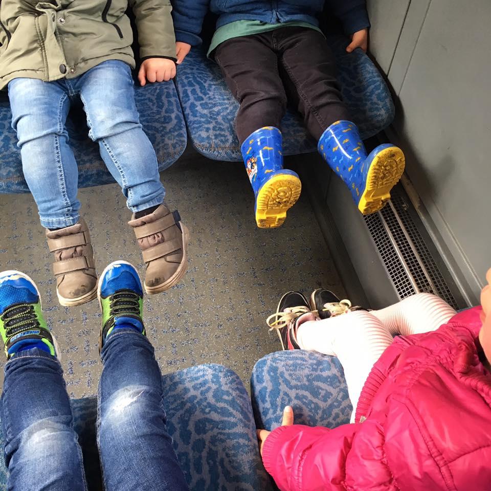 Ritje met de bus