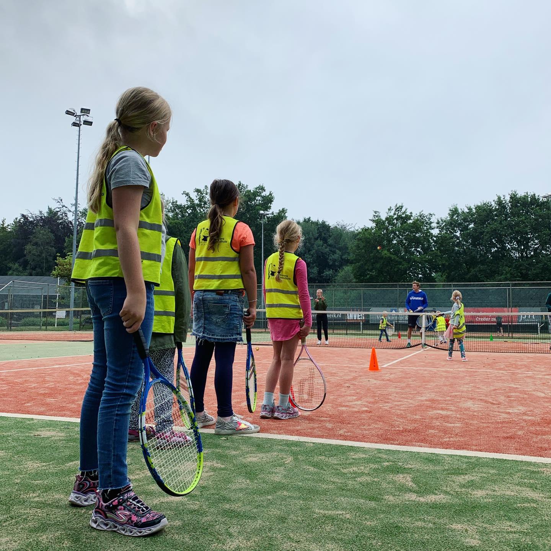 Clinic tennis - HLTC Heerde