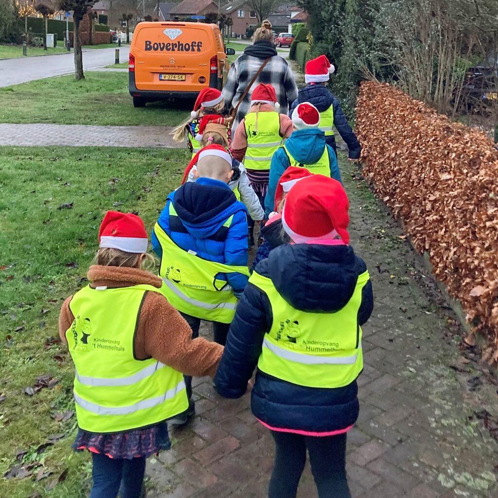 Wandelen naar Brinkhoven