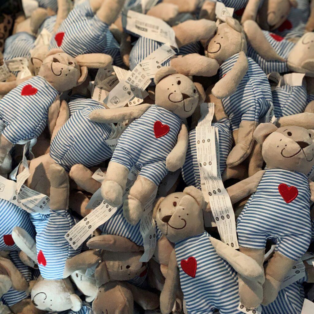 Verrassing BSO-kinderen (stapel beren)