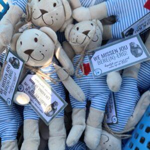 Verrassing BSO-kinderen (2 soorten beren)